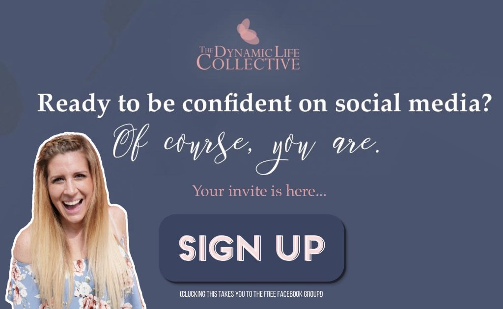 the dynamic life collective social media secrets facebook group